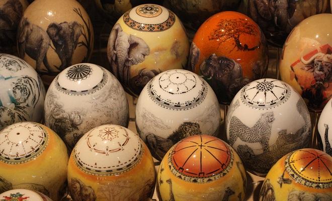 Сувенирные яйца