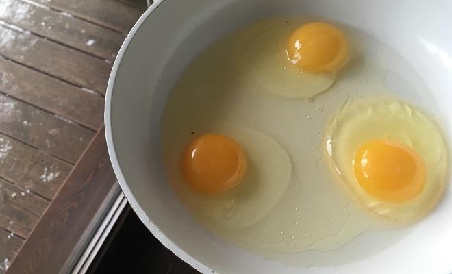 Содержимое яиц МЧ